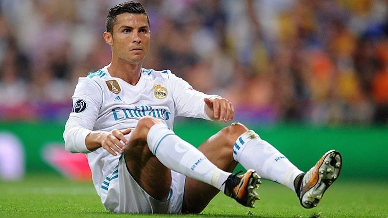 La 'mala pata' de Cristiano cuando toca jugar en Anoeta