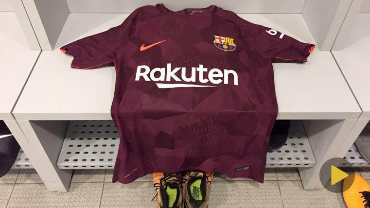 REVOLUCIÓN: El Barça estrena nueva equipación en Getafe