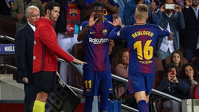 Las alternativas del Barça para suplir a Ousmane Dembélé