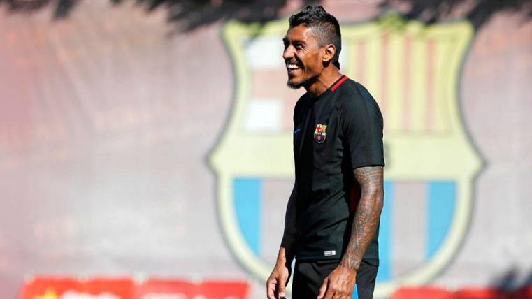 Paulinho, el nuevo rey del vestuario en el FC Barcelona