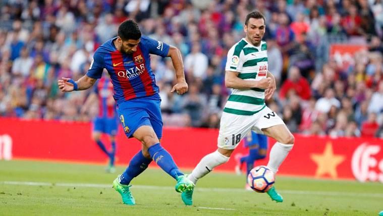 Los enfrentamientos entre Barça y Eibar, sinónimo de goles