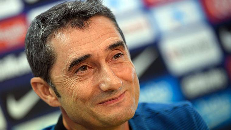 """Valverde: """"Ahora tendremos menos días y habrá rotaciones"""""""