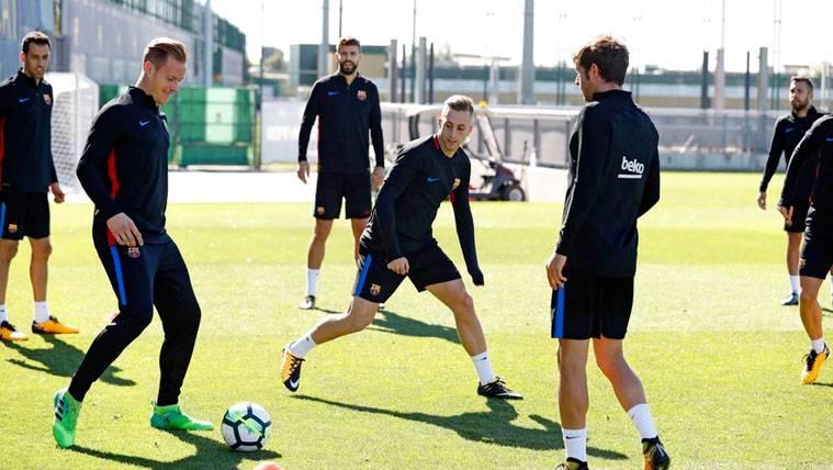 Lista de convocados de Valverde para el Barcelona-Eibar