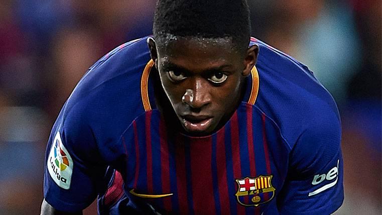 La cláusula que se aplazará con la lesión de Dembélé