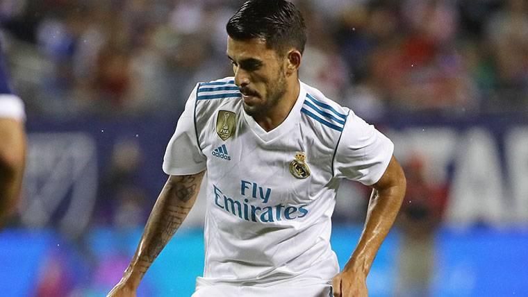 Dani Ceballos ya es el que menos juega en el Real Madrid