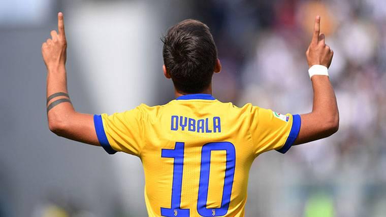 """Dybala, soñador: """"Espero ganar tanto como Leo Messi"""""""