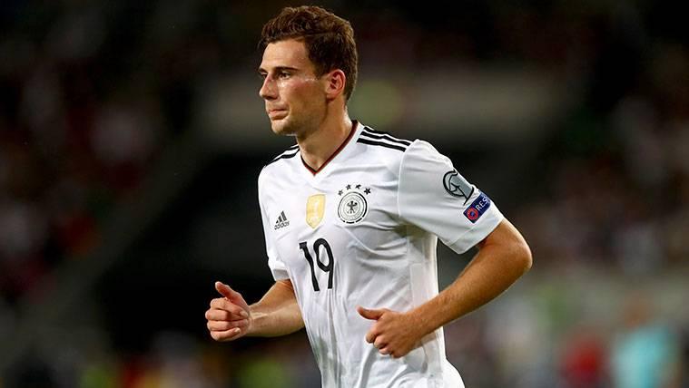 Goretzka habría descartado al Barça, al Madrid... ¡Y al Bayern!