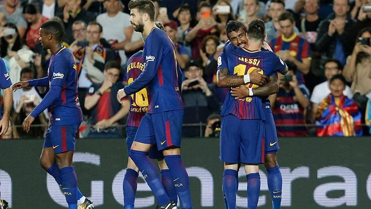 El Barcelona-Las Palmas, finalmente a puerta cerrada