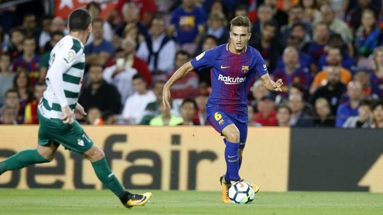 Denis Suárez vuelve a marcar y sigue ganando confianza