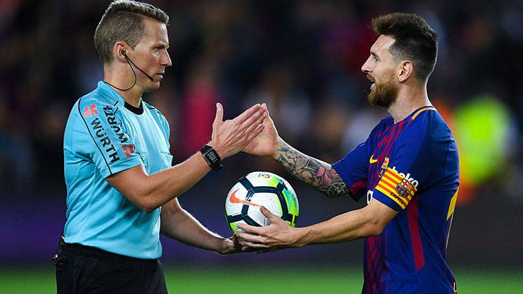 Messi lleva los mismos goles que todo el Real Madrid