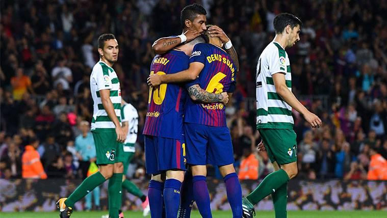 Los goles de centrocampistas, una solución para el Barça