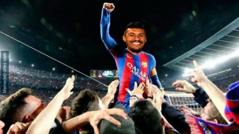 These Are The Best Memes Of The Fc Barcelona Eibar