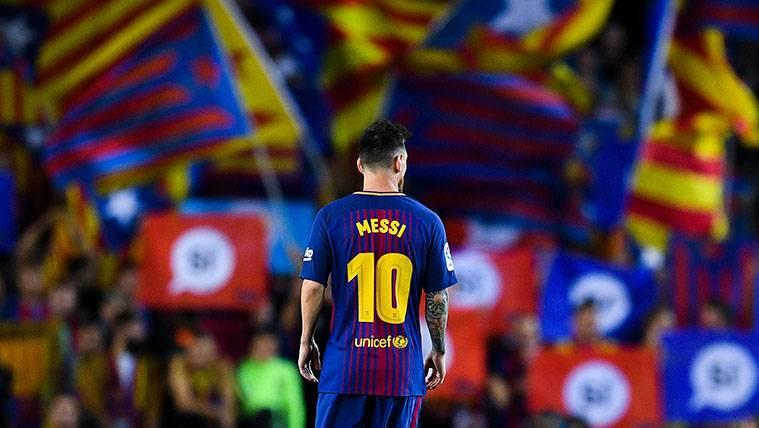 Messi ha marcado más... ¡Que 16 equipos de Primera División!