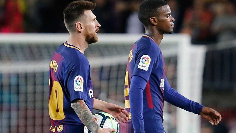 Semedo, avalado por sus impecables números en el Barça