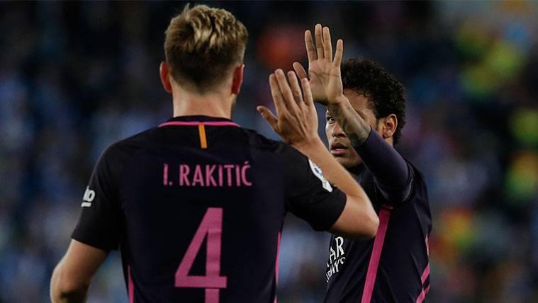 Para Rakitic, la marcha de Neymar fue una mala decisión