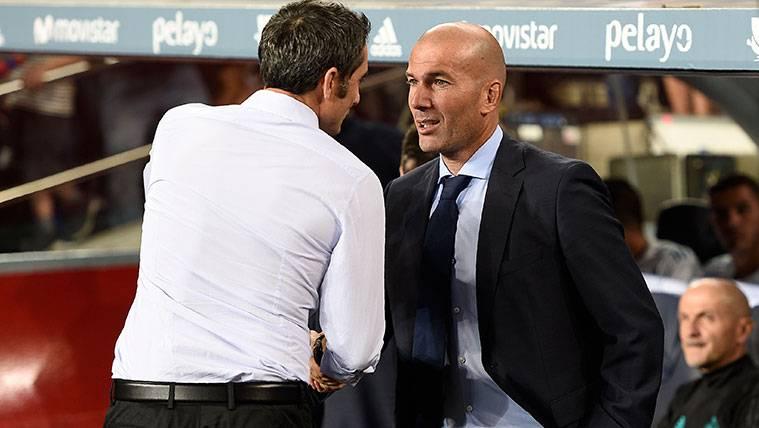 AVISO: El Madrid de Zidane ya remontó 11 puntos al Barça