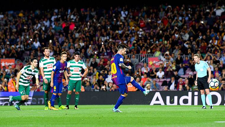 En Madrid critican ahora los penaltis a favor del FC Barcelona