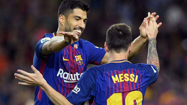 Luis Suárez regresará motivado al once titular del Barça