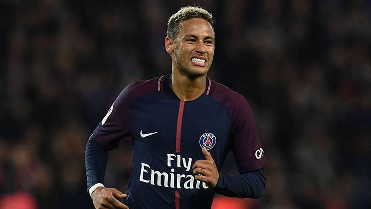 BOMBA: ¡Neymar, fuera de la lista de convocados del PSG!