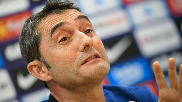 "Valverde: ""Estamos viendo algo único, ver a Messi cada partido"""