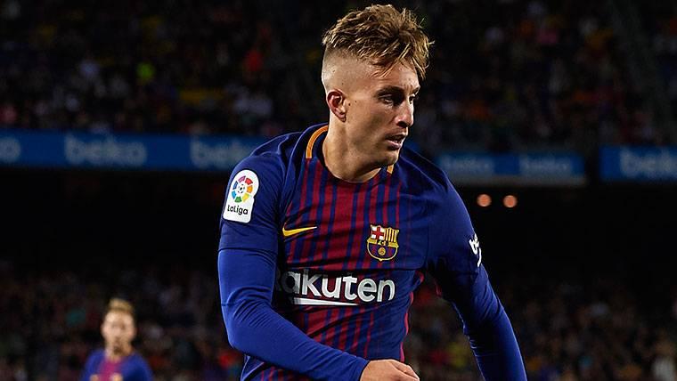 """Valverde pide """"tranquilidad"""" con Deulofeu en el Barça"""