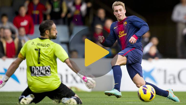 Gerard Deulofeu ya sabe lo que es marcar contra el Girona