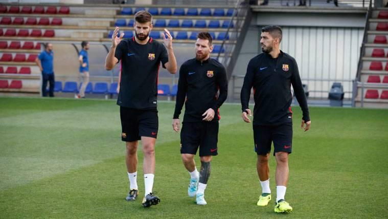 Lista de convocados de Valverde para el Girona-Barcelona