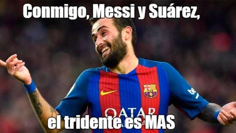 Estos son los mejores 'memes' del Girona-FC Barcelona