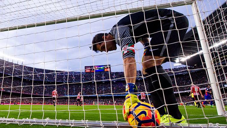 El segundo gran 'Pichichi' del Barça... ¡Los goles en propia!