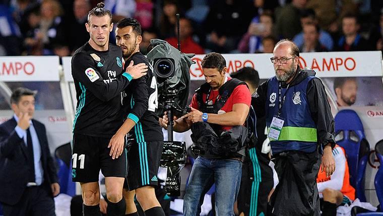 Los goles de Ceballos aumentan las críticas a Gareth Bale
