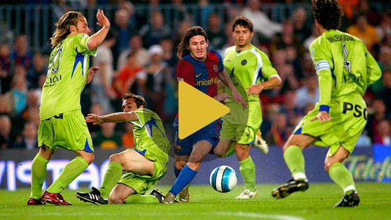 Schuster jamás olvidará el gol 'maradoniano' de Leo Messi