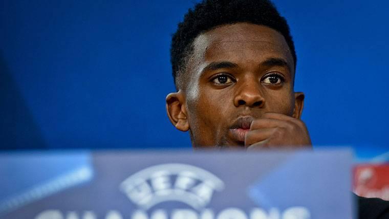 """Semedo: """"Estoy muy feliz en el Barça, me siento en familia"""""""