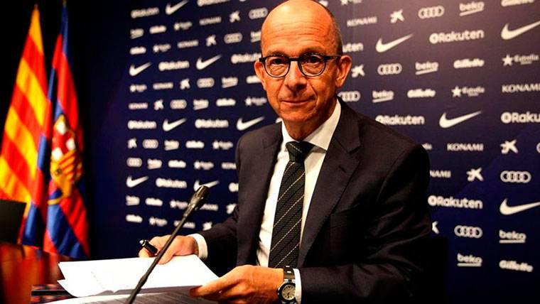 Réplica contundente del Barcelona al presidente de LaLiga