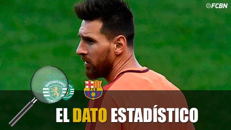 HISTORIA: Messi igualó a una leyenda del Barça en Lisboa