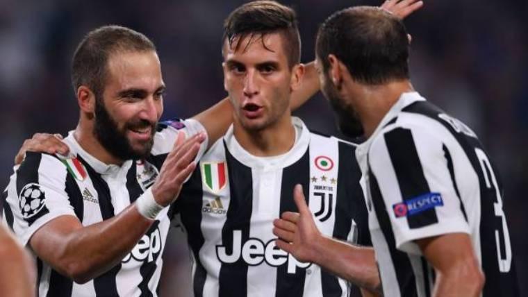 La Juventus sufre pero Higuaín le da los tres puntos