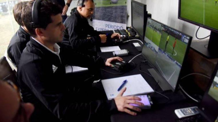 El VAR llega al fútbol español: primeras pruebas en la Copa