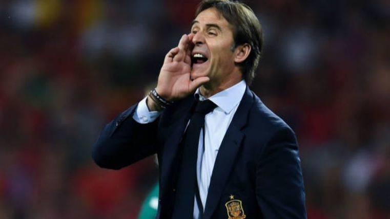 Lopetegui elogia a Busquets y cree que Argentina pasará