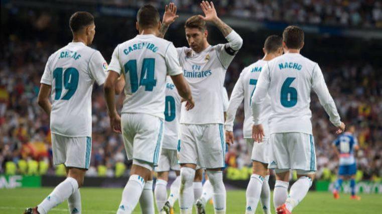 Isco lidera la victoria del Real Madrid ante el Espanyol