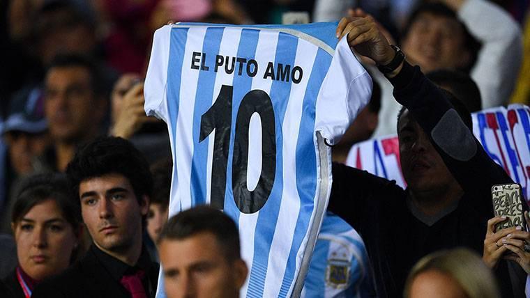 Messi, el líder por quien pasan las esperanzas de Argentina