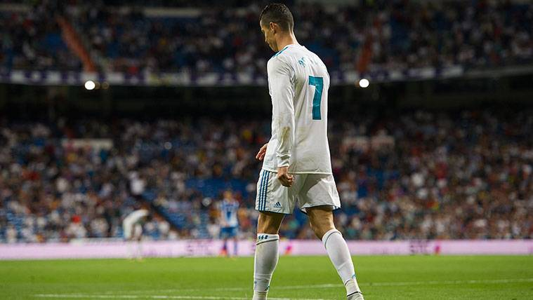 Cristiano, de récord: Peor arranque goleador en LaLiga