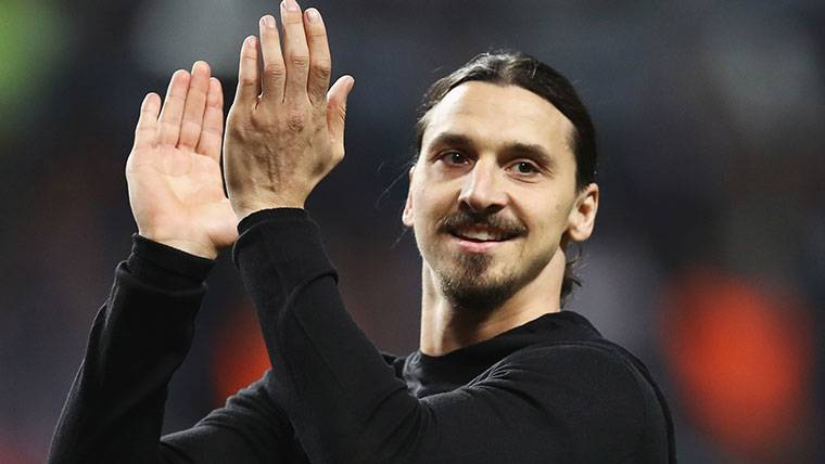La advertencia que no gustará nada a Zlatan Ibrahimovic