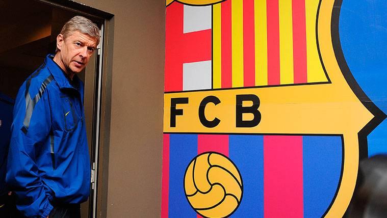 ¡Arsène Wenger acogería al Barça en la Premier League!