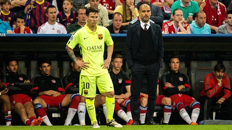 """""""Messi sería muy bueno para la Premier, pero no va a pasar"""""""