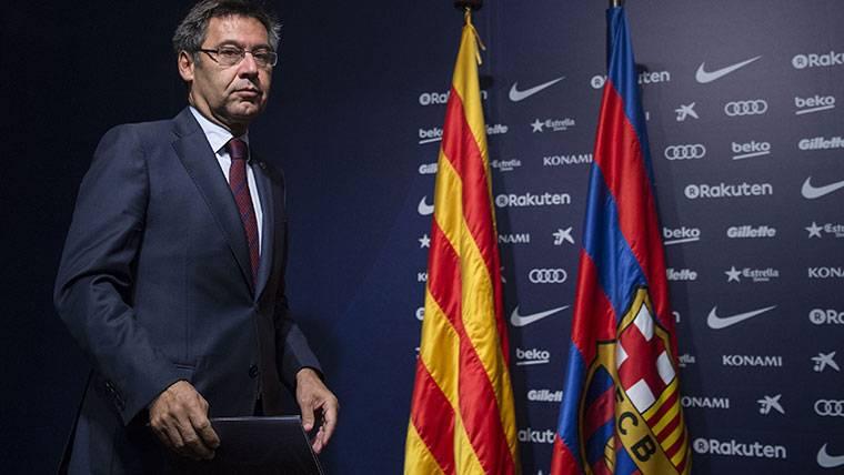El Barça se ofrece para mediar en el conflicto de Catalunya