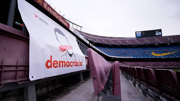 Podrían sancionar al Barcelona por jugar a puerta cerrada
