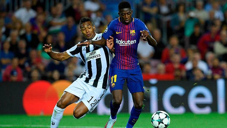 Ousmane Dembélé, entre los finalistas al Golden Boy
