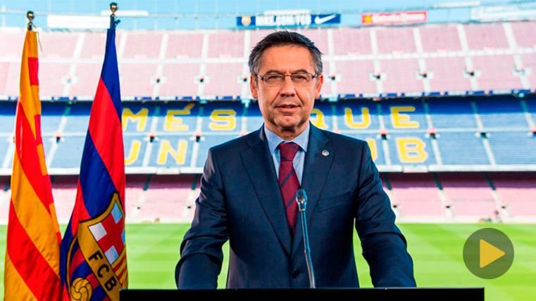 El Barça pide diálogo y respeto para el conflicto de Catalunya