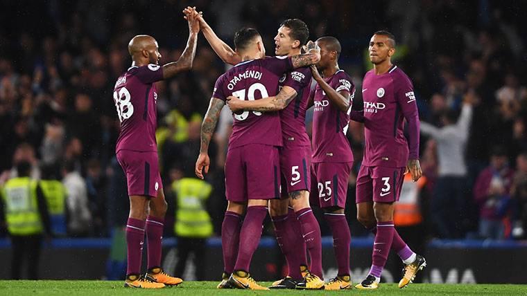 TEMIBLES: El Manchester City está en racha, igual que el Barça