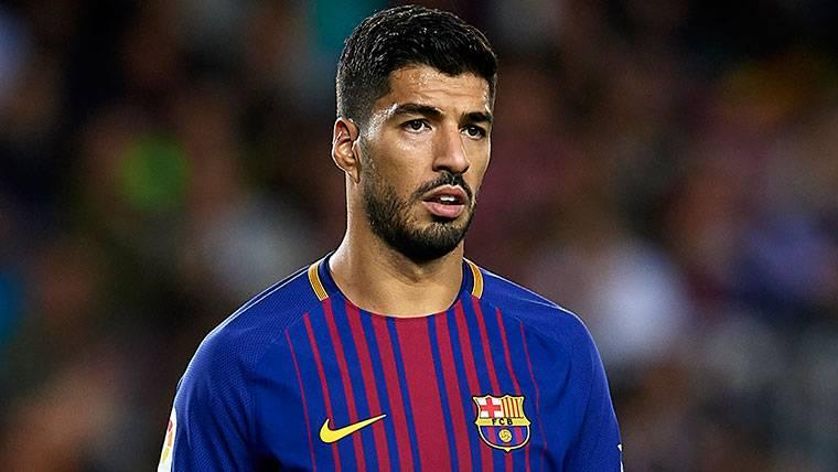 Luis Suárez necesita descanso en los próximos partidos