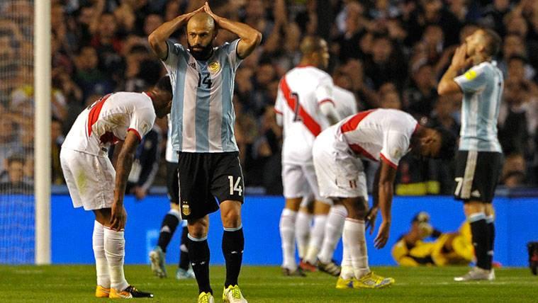 Mascherano, ¿otra víctima del 'Virus FIFA' para el Barça?